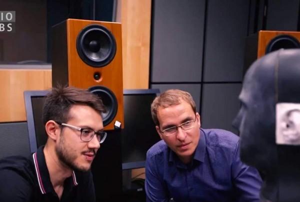 Imagefilm AudioLabs - Fraunhofer Gesellschaft